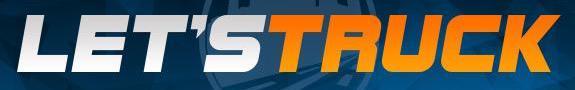 Let's Truck Logo