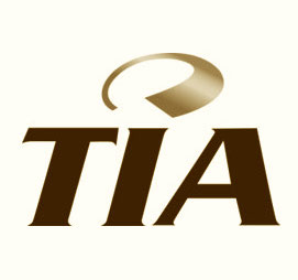 TIA Logo, associated with 63rd & Eliot's work.