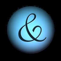 63rd & Eliot's Ampersand Logo
